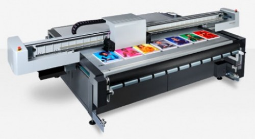 Stampa UV digitale
